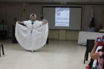 Jornada de Bienvenida en el VI Encuentro Nacional de Química.