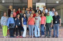 Docentes de Química de la Universidad Tecnológica de Panamá (UTP).