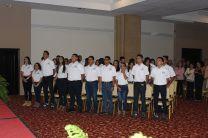 Estudiantes de Tercer Año de la Facultad de Ingeniería Eléctrica del Centro Regional de Azuero.