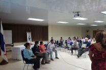 Conversatorio con Emprendedores de la Región quienes compartieron sus experiencias  de emprendimiento.