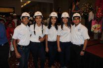 Estudiantes de la Facultad de Ingeniería Eléctrica, Centro Regional de Azuero.