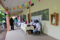 Instituciones Públicas y Empresas del Área participaron en la Feria de Salud UTP 2018.
