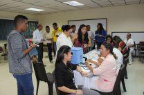 Atención Médica a Personal Administrativo, Docentes y Estudiantes.