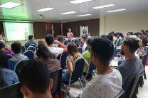"""Presentación de la Doctora Merdelyn Tauyan Cassi-Lit (""""Bing"""") de Filipinas."""