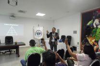 Conferenica Jornada de Habilidades Sociales.