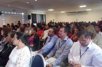 Público en general disfrutando del VI Simposio Logístico.