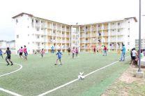 Liga de Fútbol organizada por los estudiantes de la UTP para los niños de Altos de Los Lagos