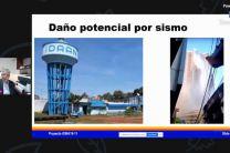 """""""Prácticas de diseño y construcción de acueductos en Panamá"""", el Mgtr. Luis Muñoz."""
