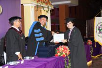 Entrega de Diploma