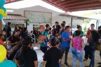 Participación de estudiantes del Centro Regional de Coclé en el lanzamiento