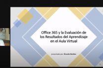 Presentación del Prof. Ricardo Benitez.