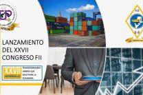 Afiche Lanzamiento oficial del XXVII Congreso de la Facultad de Ingeniería Industrial - Coclé 2021