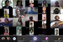 Estudiantes y docentes participaron del webinar de Ciberseguridad.