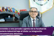 Rector de la UTP, Ing. Héctor Montemayor Á.