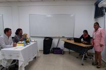 Sustentación de Trabajo de Graduación, por Itzel Ortega.