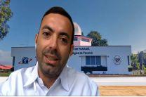 Dr. Rodney Delgado, Director del Observatorio de la UTP.