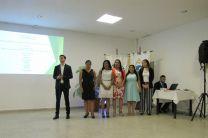 Presentación de otro grupo de estudiantes.
