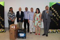 Donación de equipos informáticos