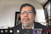 Profesor Asesor, Dr. Víctor López.