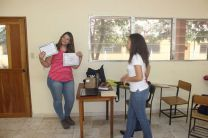 Estudiante de Intercambio Solange Grundmann Gazola de AIESEC - Brazil.