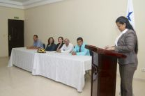 El Salón de Conferencia del CITT-UTP, fue escenario del evento.