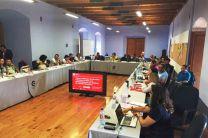 El evento se realizó en Antigua, Guatemala.