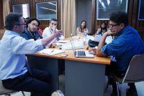 La reunión se realizó en se llevó a cabo en Santiago de Chile.