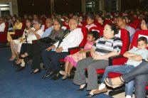 Público que asistió al evento.