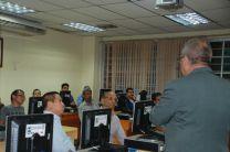 El Dr. Larrua dicta seminario, en la Facultad de Ingeniería Civil de la UTP.