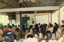 Estudiantes del IFAD participan en proyecto de Servicio Social.