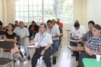 A la charla asistieron docentes e investigadores de la UTP.