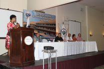 La Licda. Evet Clachar, Directora del Centro Regional de Colón.