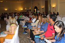 Al Encuentro asistieron administrativos, docentes, estudiantes e investigadores.