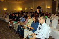 Autoridades de la UTP participaron en el Encuentro.