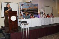 El Rector de la UTP dio por inaugurado el evento.