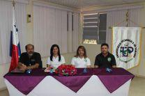 Personalidades y Autoridades presentes en la Inauguración del FLISOL 2016.