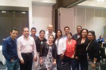 Personal de la UTP asistió al evento.