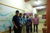 En la Estación Meteorológica del Centro Regional de Veraguas.