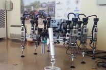 Robot Hexápodo para Desminado Humanitario.