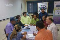 Mesa redonda para discutir los detalles sobresalientes de la IV Jornada.