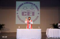 Misa de Acción de Gracias por el Aniversario del CEI.
