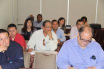 Participantes del Primer Foro Internacional de Aguas Subterráneas