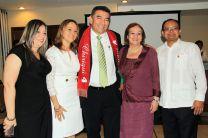 Rector de la UTP recibe Galardón al liderazgo educativo