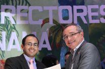 Rivera Santos, de la FII, recibió reconocimiento en la categoría Liderazgo.