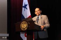 Presidente  del Sindicato de Industriales de Panamá, Ricardo Sotelo.