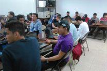 Estudiantes de la FISC, en Coclé, reciben formación por parte de CIDITIC.