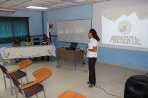 Licenciada Iris Higuera, Recursos Humanos, Centro Regional de Azuero.