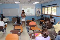Lydia  Berrío, Jefa de Capacitación de Recursos Humanos.