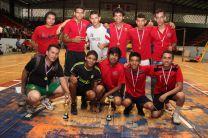 Equipo Sub-Campeon de Futbol Sala, representado a Chiriquí.