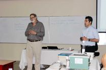 LI-COR Bioscience dicta taller, en la UTP.